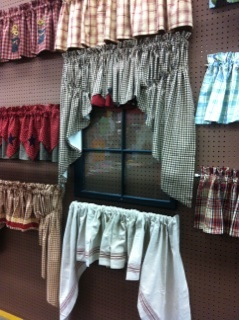 House Of Lace Amp Primitive Curtains Country Decor
