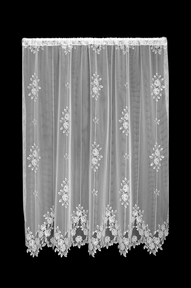 Lace Curtains : House of Lace & Primitive Curtains, Country Decor
